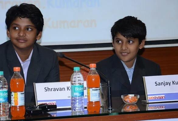 Shravan & Sanjay Kumaran