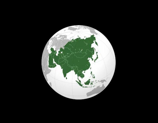 एशिया महाद्वीप