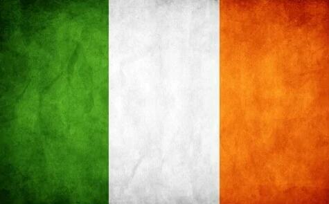 Ireland in Hindi