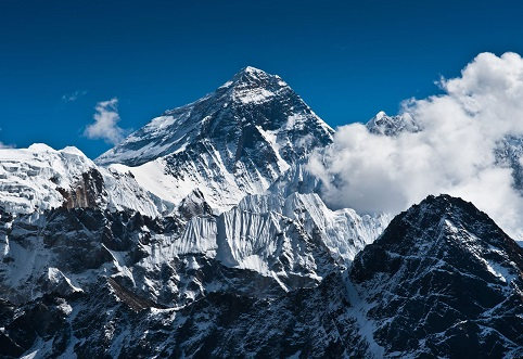 mount everest in hindi