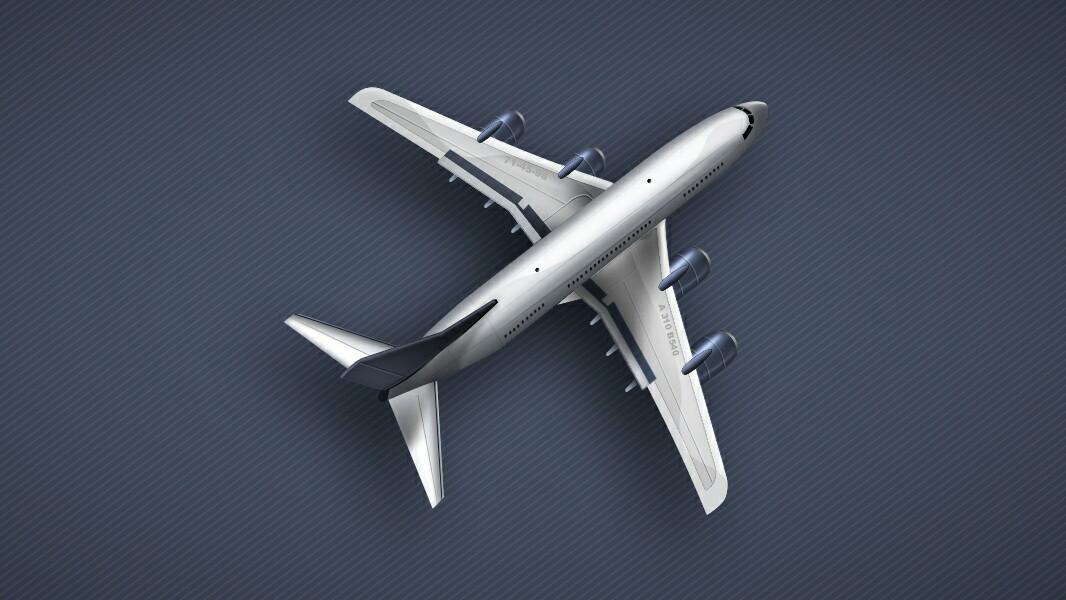 airplane in hindi हवाई जहाज