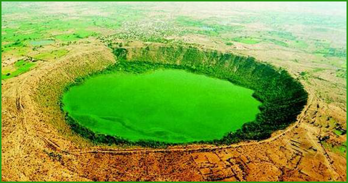 lonar lake hd photo